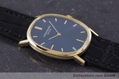 PATEK PHILIPPE ELLIPSE ORO DE 18 QUILATES CUERDA MANUAL KAL. 215 [160568]