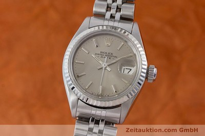 ROLEX LADY DATE ACIER / OR AUTOMATIQUE KAL. 2030 LP: 6000EUR [160576]