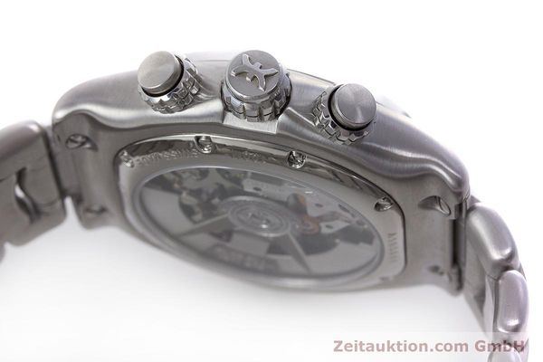 Used luxury watch Ebel 1911 chronograph steel automatic Kal. E137 Ref. E9137L70  | 160578 11