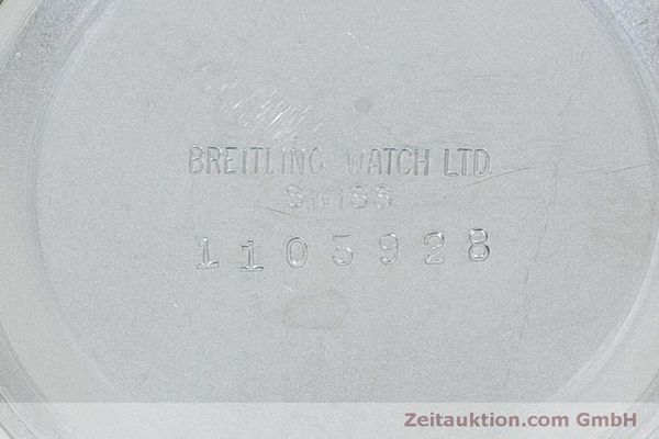 Used luxury watch Breitling Top Time chronograph gold-plated manual winding Kal. Valj. 7733 Ref. 2008 VINTAGE  | 160579 09