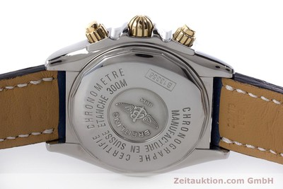 BREITLING EVOLUTION CHRONOGRAPH STEEL / GOLD AUTOMATIC KAL. B13 ETA 7750 LP: 7300EUR [160580]