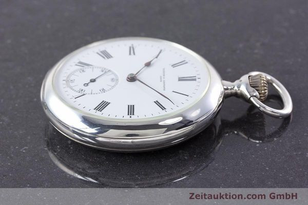 Used luxury watch Vacheron & Constantin Pocket Watch silver manual winding VINTAGE  | 160582 03