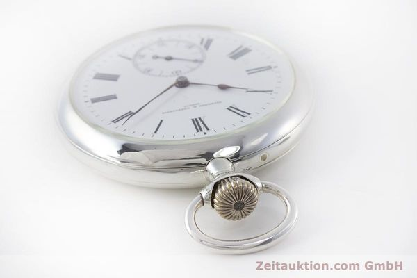 Used luxury watch Vacheron & Constantin Pocket Watch silver manual winding VINTAGE  | 160582 08