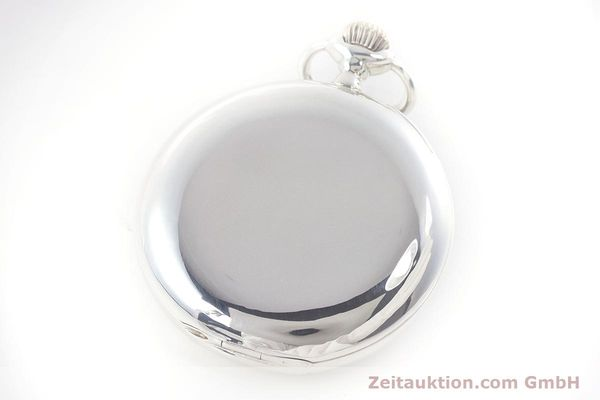 Used luxury watch Vacheron & Constantin Pocket Watch silver manual winding VINTAGE  | 160582 11