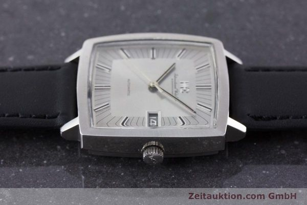 Used luxury watch IWC * steel automatic Kal. 8541B VINTAGE  | 160587 05
