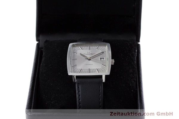 Used luxury watch IWC * steel automatic Kal. 8541B VINTAGE  | 160587 07