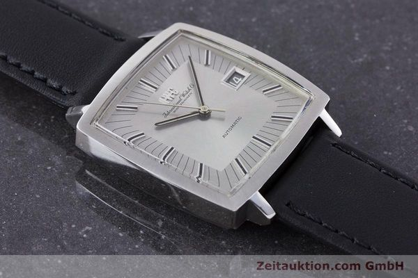 Used luxury watch IWC * steel automatic Kal. 8541B VINTAGE  | 160587 13