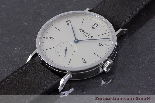 Used luxury watch Nomos Tangomat steel automatic Kal. Epsilon  | 160597 01