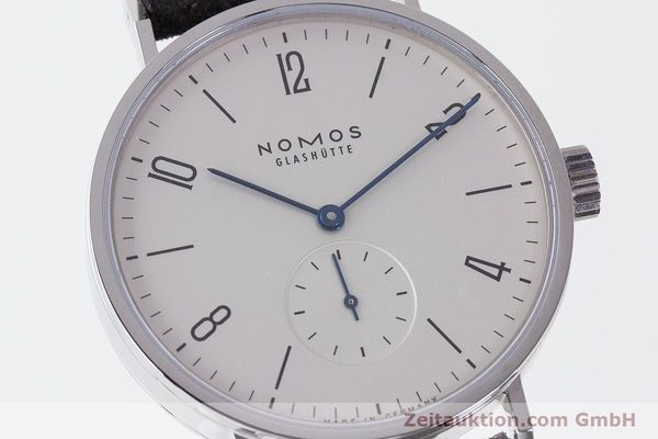 Used luxury watch Nomos Tangomat steel automatic Kal. Epsilon  | 160597 02