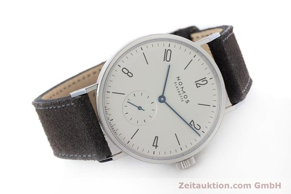 Used luxury watch Nomos Tangomat steel automatic Kal. Epsilon  | 160597 03