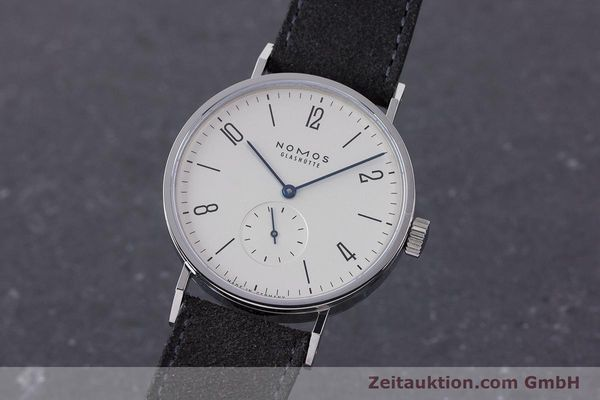 Used luxury watch Nomos Tangomat steel automatic Kal. Epsilon  | 160597 04