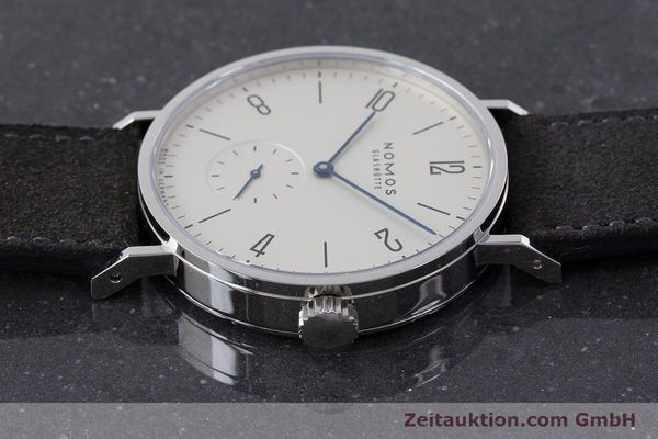 Used luxury watch Nomos Tangomat steel automatic Kal. Epsilon  | 160597 05