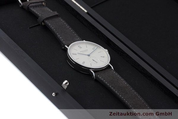Used luxury watch Nomos Tangomat steel automatic Kal. Epsilon  | 160597 07