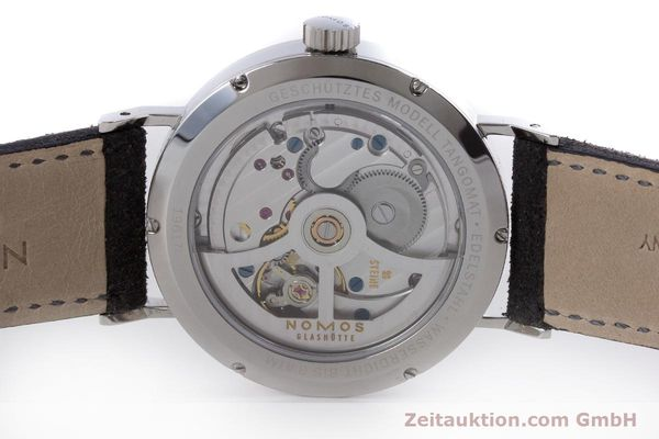 Used luxury watch Nomos Tangomat steel automatic Kal. Epsilon  | 160597 09