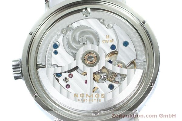 Used luxury watch Nomos Tangomat steel automatic Kal. Epsilon  | 160597 10
