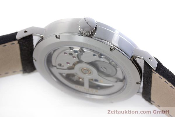 Used luxury watch Nomos Tangomat steel automatic Kal. Epsilon  | 160597 11