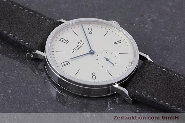 Used luxury watch Nomos Tangomat steel automatic Kal. Epsilon  | 160597 15