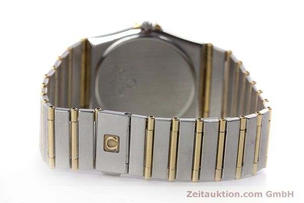 Used luxury watch Omega Constellation steel / gold quartz Kal. 1445 ETA 255472  | 160600 11