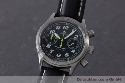 OMEGA DYNAMIC CHRONOGRAPH STEEL AUTOMATIC KAL. 1138 LP: 3020EUR [160603]