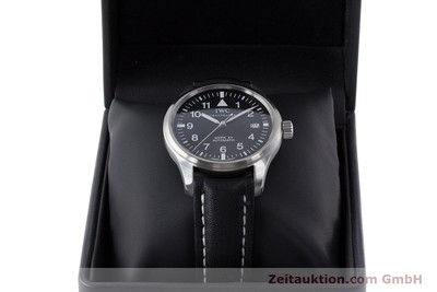 IWC MARK XV STEEL AUTOMATIC KAL. 30110 LP: 4340EUR [160604]