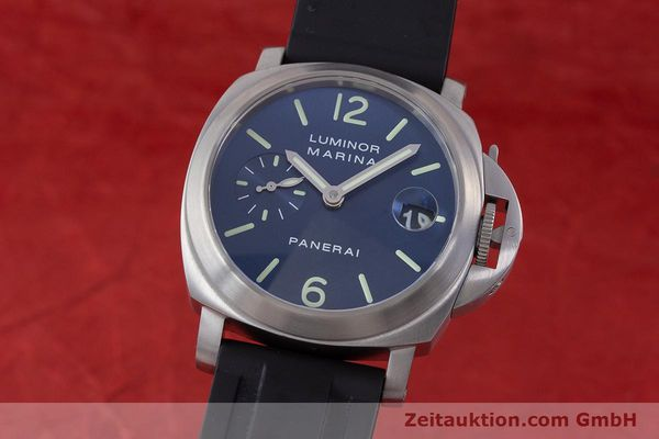 PANERAI LUMINOR MARINA STEEL AUTOMATIC KAL. A 05511 LP: 5900EUR [160609]