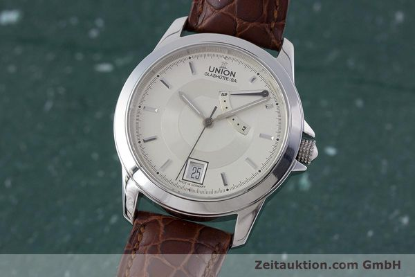 UNION GLASHÜTTE KLASSIK ACIER AUTOMATIQUE KAL. 26 LP: 3030EUR  [160614]