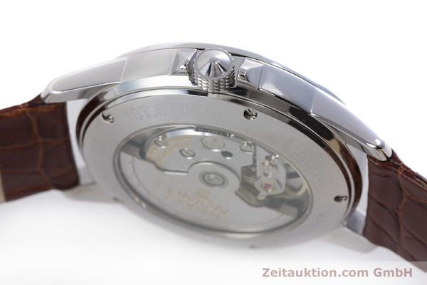 Used luxury watch Union Glashütte Klassik steel automatic Kal. 26  | 160614 08