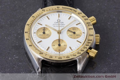 OMEGA SPEEDMASTER CHRONOGRAPHE ACIER / OR AUTOMATIQUE KAL. 1140 ETA 2890-2 LP: 3020EUR [160620]