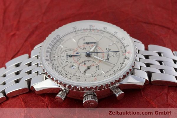 Used luxury watch Breitling Navitimer chronograph steel automatic Kal. B41 ETA 2892A2 Ref. A41030  | 160622 05