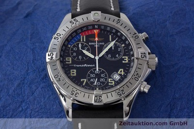 BREITLING TRANSOCEAN YACHTING CHRONOGRAPH HERRENUHR A53340 VP: 2740,- EURO [160623]