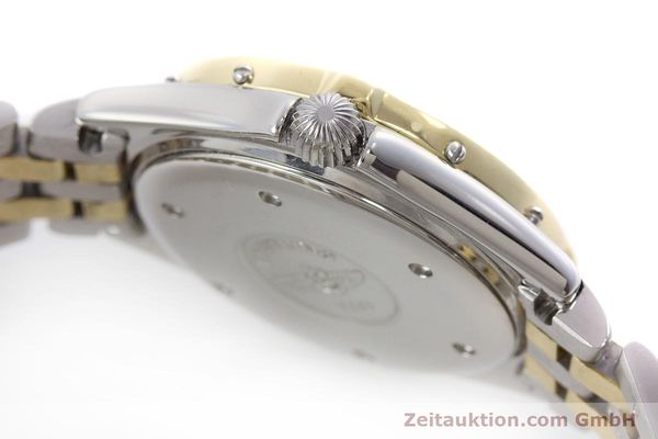 Used luxury watch Breitling Lady J steel / gold quartz Kal. B52 ETA 956112 Ref. D52065  | 160626 08