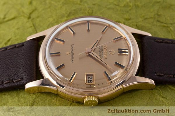 Used luxury watch Omega Constellation 18 ct gold automatic Kal. 561 VINTAGE  | 160628 05
