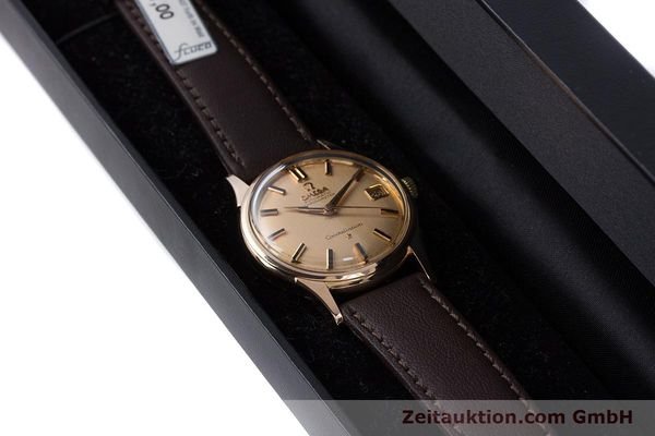 Used luxury watch Omega Constellation 18 ct gold automatic Kal. 561 VINTAGE  | 160628 07