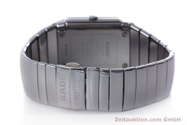 Used luxury watch Rado Jubile ceramic quartz Kal. ETA 256.111 Ref. 152.0432.3  | 160630 11