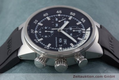 IWC AQUATIMER CHRONOGRAPH STEEL AUTOMATIC KAL. 79320 LP: 6350EUR [160633]