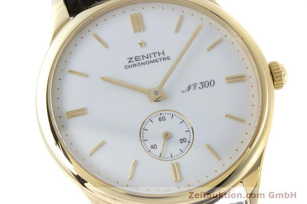 Used luxury watch Zenith Collection 125 18 ct gold manual winding Kal. 2541 Ref. 20.2125.113 LIMITED EDITION | 160654 02