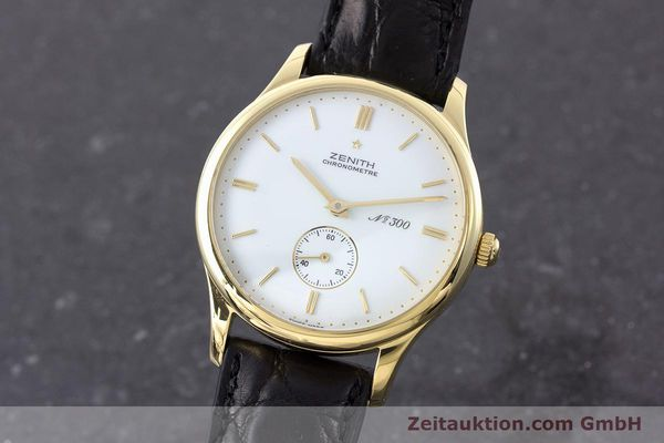Used luxury watch Zenith Collection 125 18 ct gold manual winding Kal. 2541 Ref. 20.2125.113 LIMITED EDITION | 160654 04