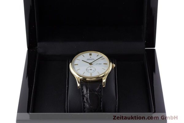Used luxury watch Zenith Collection 125 18 ct gold manual winding Kal. 2541 Ref. 20.2125.113 LIMITED EDITION | 160654 07