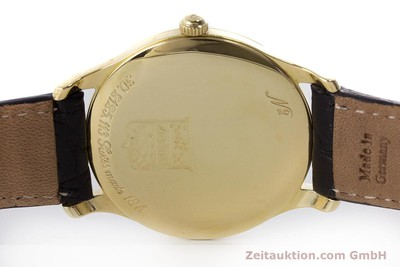 ZENITH COLLECTION 125 18 CT GOLD MANUAL WINDING KAL. 2541 LP: 8900EUR [160654]