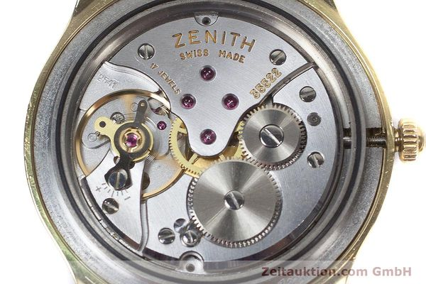 Used luxury watch Zenith Collection 125 18 ct gold manual winding Kal. 2541 Ref. 20.2125.113 LIMITED EDITION | 160654 11