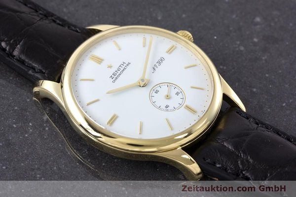 Used luxury watch Zenith Collection 125 18 ct gold manual winding Kal. 2541 Ref. 20.2125.113 LIMITED EDITION | 160654 16