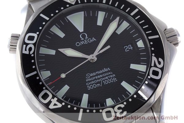 Used luxury watch Omega Seamaster steel automatic Kal. 1120 Ref. 225450000  | 160667 02