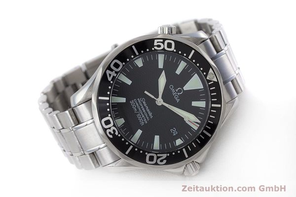 Used luxury watch Omega Seamaster steel automatic Kal. 1120 Ref. 225450000  | 160667 03