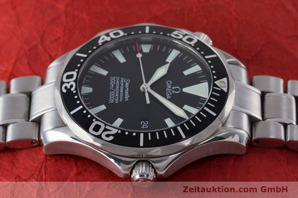 Used luxury watch Omega Seamaster steel automatic Kal. 1120 Ref. 225450000  | 160667 05