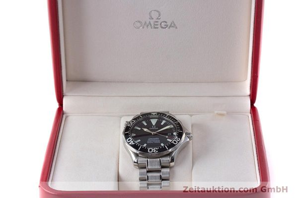 Used luxury watch Omega Seamaster steel automatic Kal. 1120 Ref. 225450000  | 160667 07
