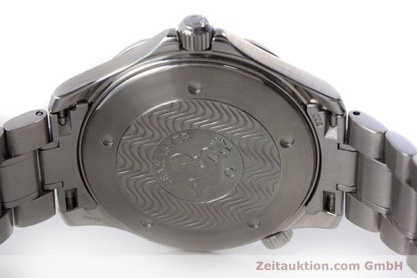 Used luxury watch Omega Seamaster steel automatic Kal. 1120 Ref. 225450000  | 160667 09