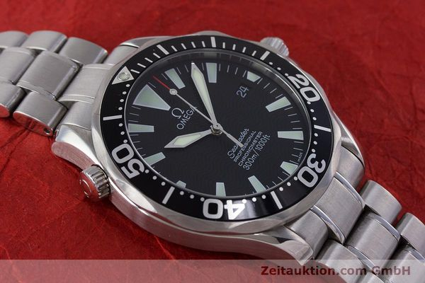 Used luxury watch Omega Seamaster steel automatic Kal. 1120 Ref. 225450000  | 160667 18