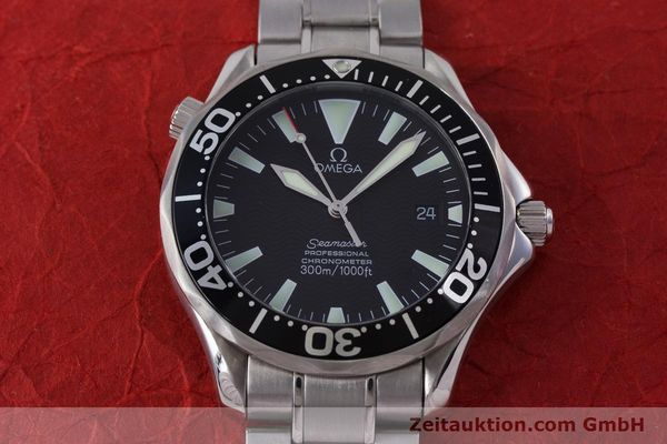 Used luxury watch Omega Seamaster steel automatic Kal. 1120 Ref. 225450000  | 160667 19