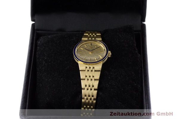 Used luxury watch Omega De Ville 18 ct gold automatic Kal. 671  | 160685 07