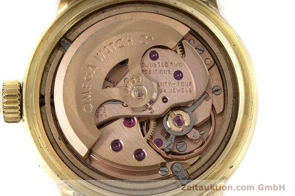 Used luxury watch Omega De Ville 18 ct gold automatic Kal. 671  | 160685 09